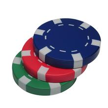 Promotionnel Haute Qualité Peluche <span class=keywords><strong>Casino</strong></span> Poker Balle Anti-Stress