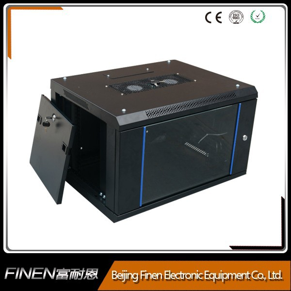 SPCC high quality removable side panel 19 inch 9u 12u rack price