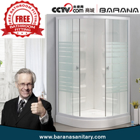 China Suppliers Rv Shower Enclosures With Free Fitting Alibaba Manufacture Electric Shower Factory