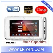 ZX-MD7006 Cheap 7 inch capacitive touch WIFI Android 4.0 tablet pc