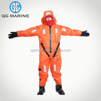 Professional marine survival suits for sale