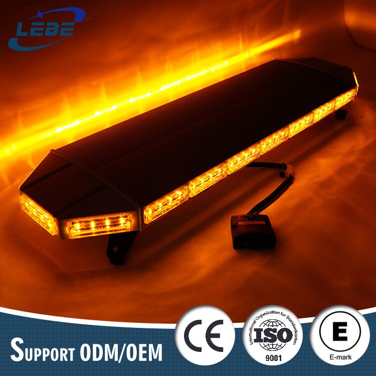 car roof warning light bar