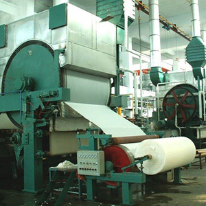 Toilet Paper Making Machine Equipment Manufacturing Mill in Thailand