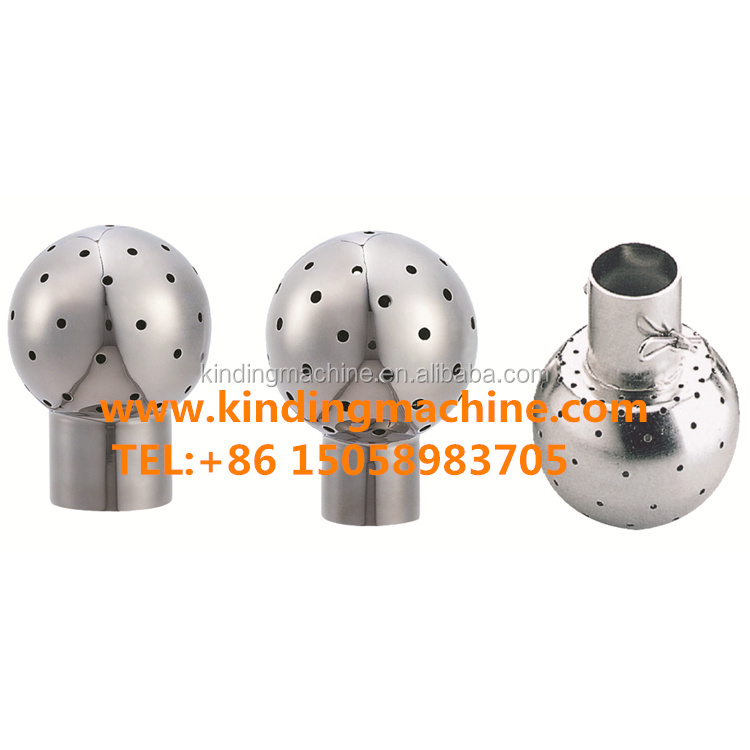 Sanitary Stainless Steel CIP Fixed cleaning Spray Ball