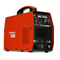 WS-250 aluminum welding inverter/ac dc tig welder/ac dc tig 500 welding machine argon gas 400 amp tig welding machine