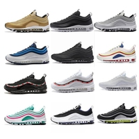 Original quality Air Brand shoes made in China 97 Men running shoes sneakers size 36-45