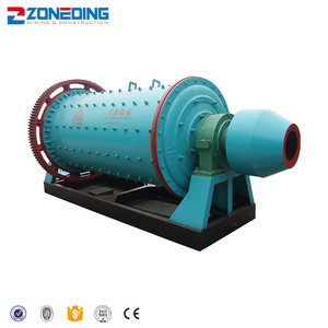 Hot sell China small machine wet ball grinding mill ball mill
