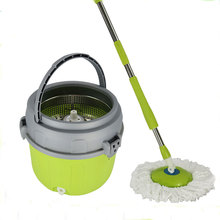 LV-29 2 in 1 single bucket 360 spin mop magic mop tornado mop