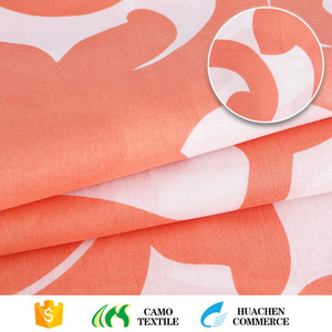 latest professional indonesia artificial 100% organic cotton printed fabric for dress