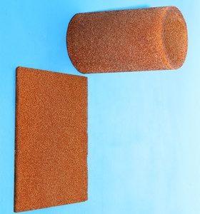 high thermal conductivity material copper metal foam from china beihai