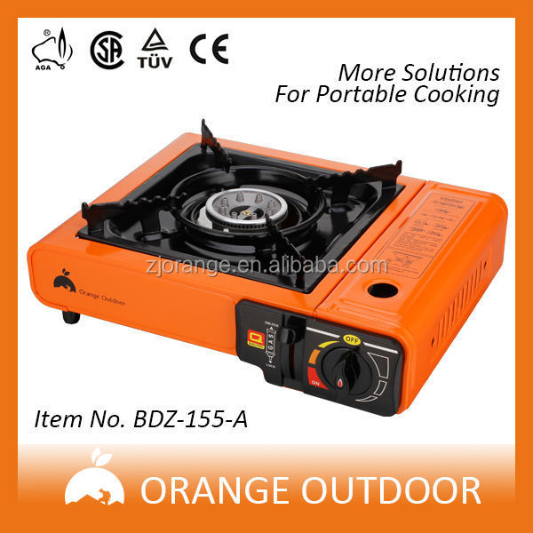 CE/AGA/GS approved hot sales portable camping gas stove