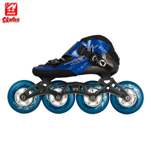 Professional Inline Wheels Protective Sets 90 Mm Skates