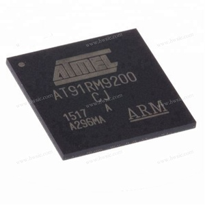 ARM920T based Microcontroller AT91RM9200-CJ-002