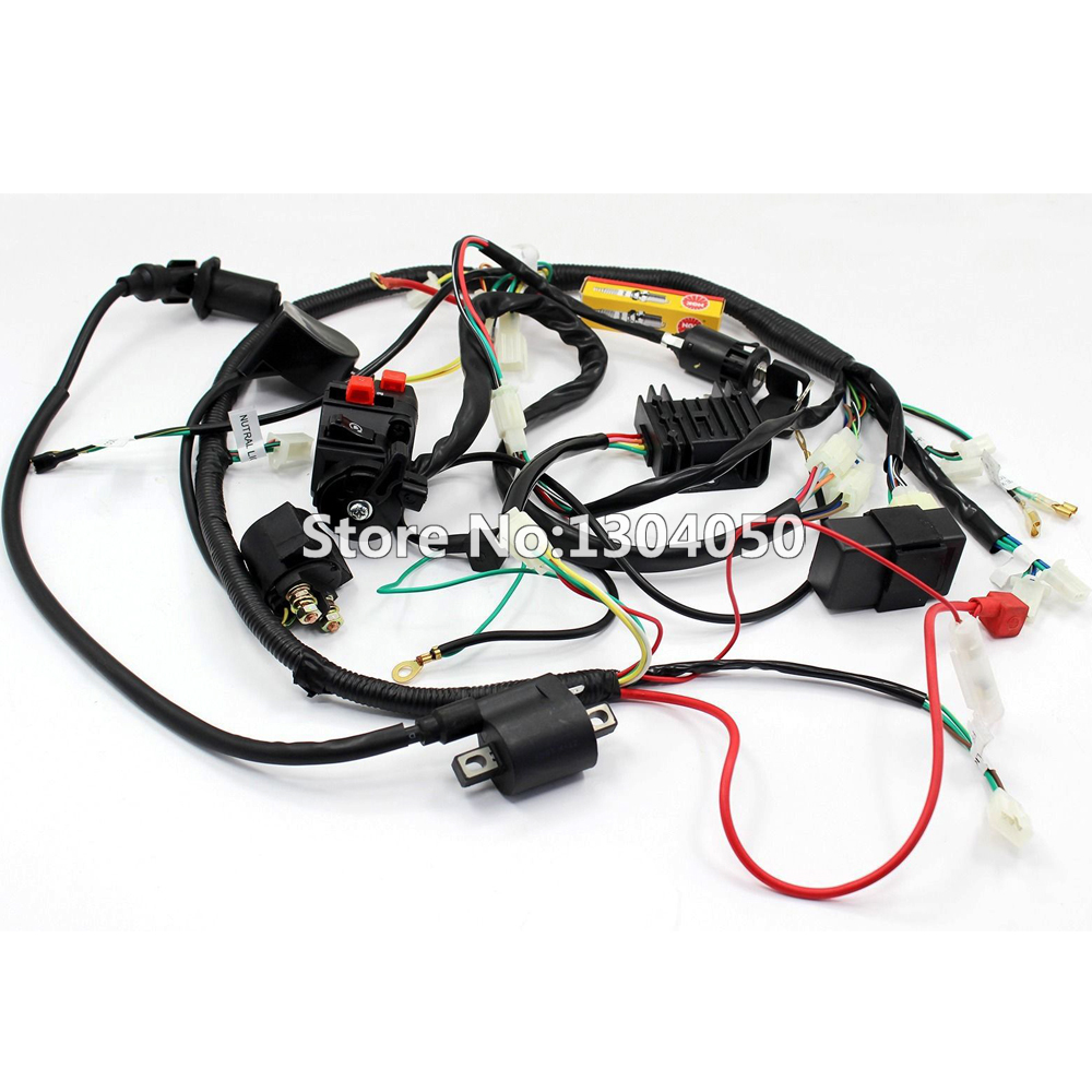 Online Buy Wholesale Bike Cdi From China Chinese 250cc Wiring Atv Ignition