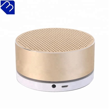 Aluminum Wireless Mini Loud Odm Bluetooth Speaker Buy Airplay