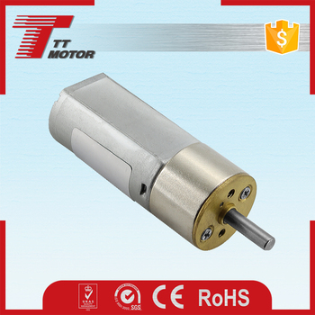 Small low rpm electric toy pmdc brush 12v dc gear motor for 100000 rpm electric motor