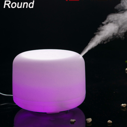 led light aroma diffuser ultrasonic humidifier ASL-Serene Best Price