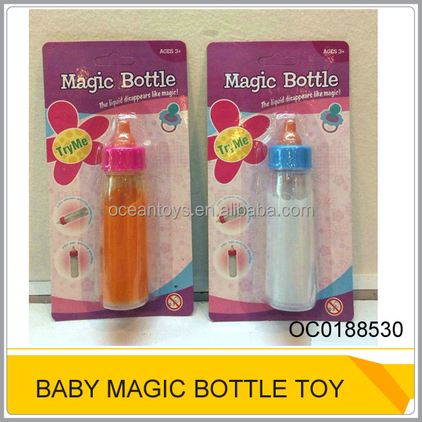 Hot magic trick bottle,magic toy bottle for kids play OC0188530