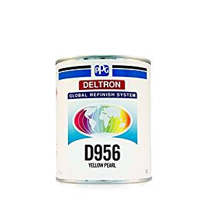 Deltron/Global Refinish Products Global Yellow Pearl Toner