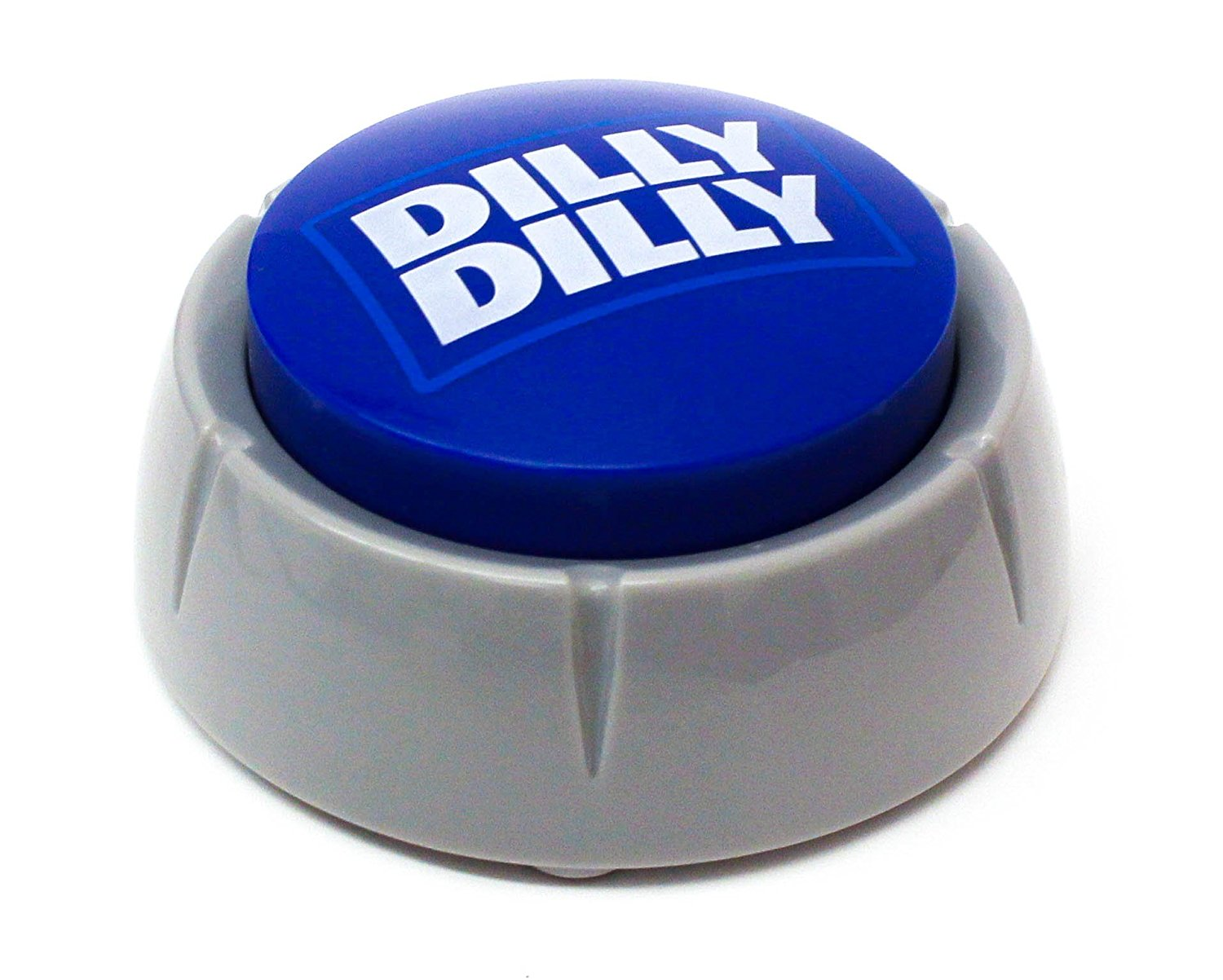 Official Dilly Dilly Button by Bud Light. Bud Light Commercial Dilly Dilly You are a True Friend of the Crown Pit of Misery Dilly Dilly. Authentic BudLight DillyDilly Button Batteries included
