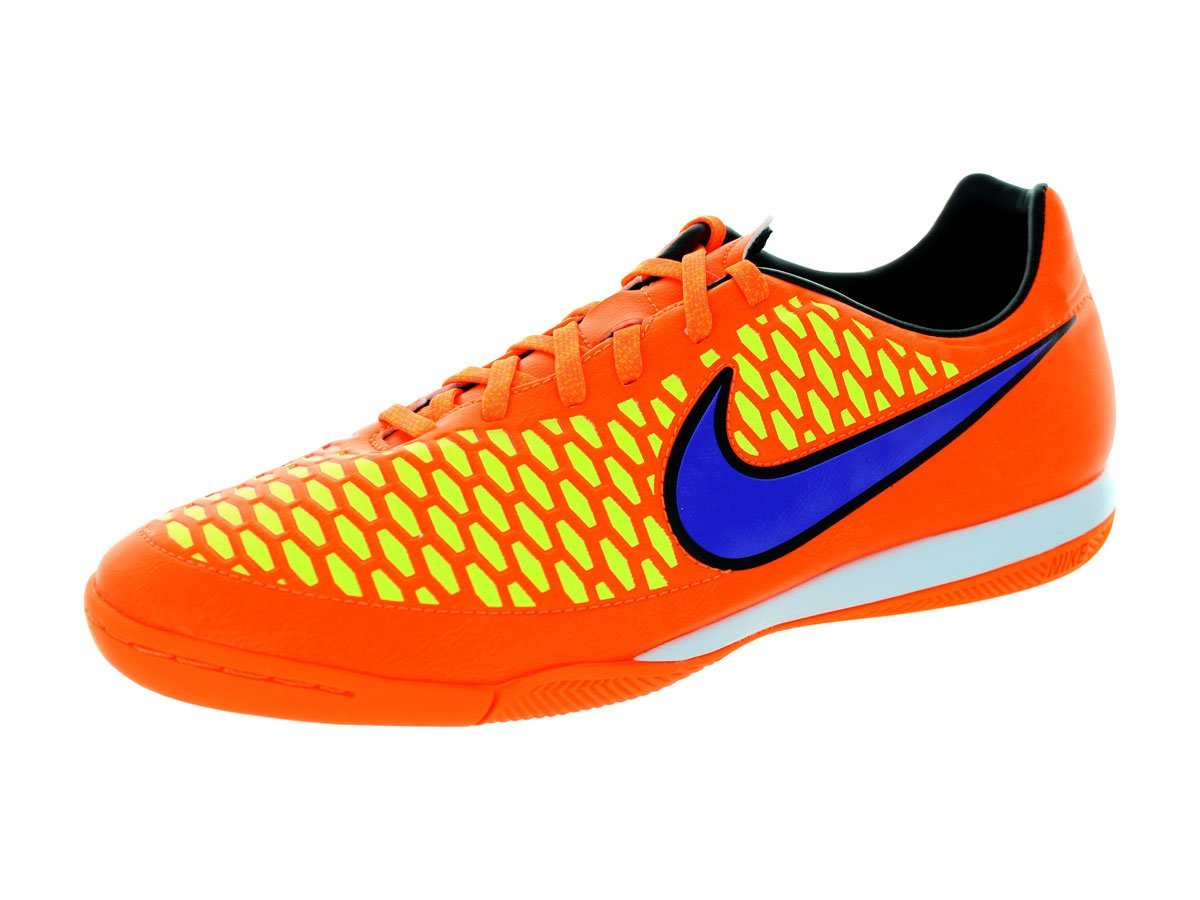 67ed1c145 Get Quotations · Nike Magista Onda IC Indoor Soccer Shoes (Total Orange)  (11 US Men)