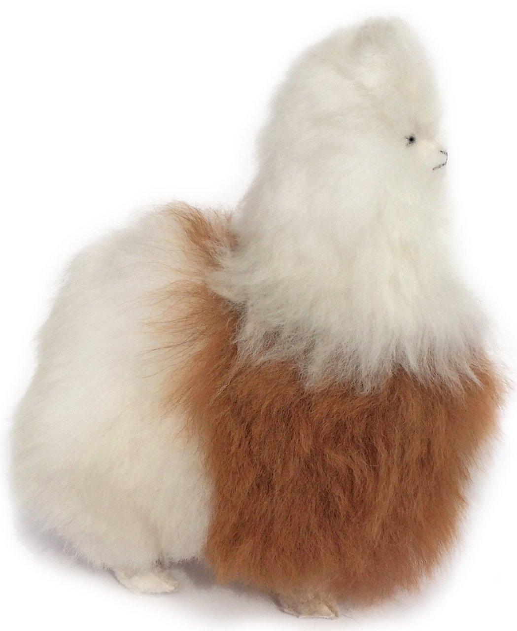 711ccfb1eee Get Quotations · Standing Baby Alpaca Fur Alpaca