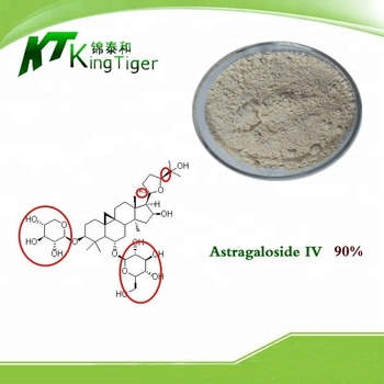 Factory Supply Astragaloside IV 90% Telomerase Activator TA-65