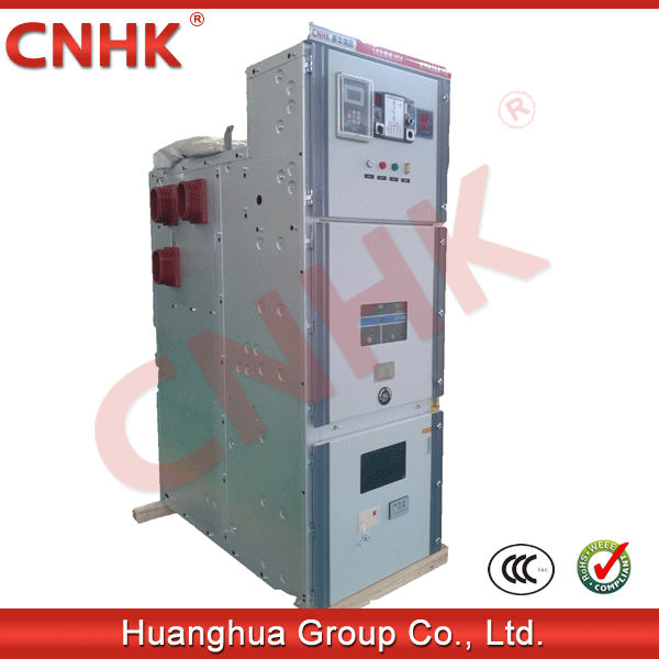 Medium voltage withdrawable metal clad switchgear manufactuer 11KV 12kv Kyn28