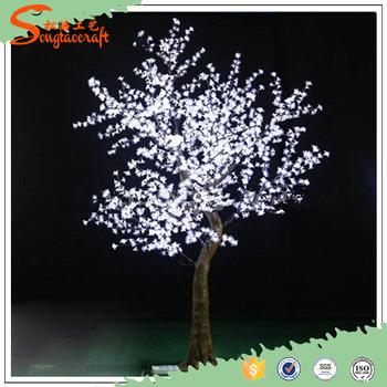 3m Led Tree Artificial Cherry Blossom Light Decor Indoor Lights
