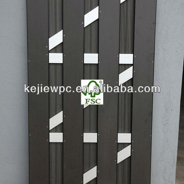 Exterior Waterproof Good Quality Wood Plastic Composite Door WPC Door