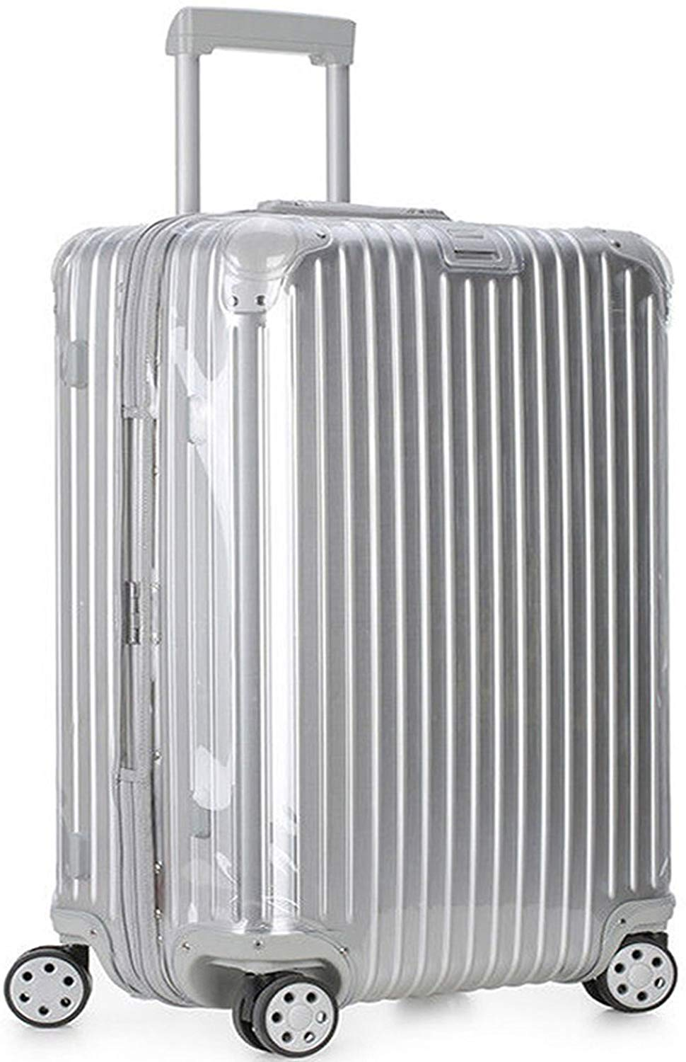 Rimowa Topas Luggage Cover Protector Clear PVC Suitcase Protective Case with Zipper