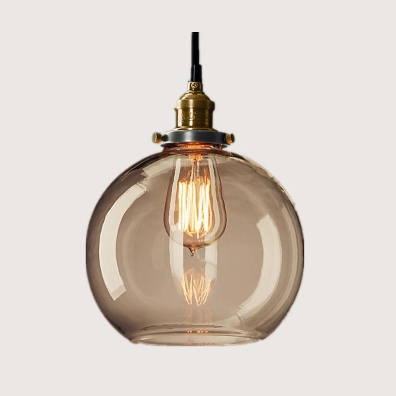 Beroemd Roken Grijs Glazen Bol Hanglamp P165 - Buy Glazen Hanglamp,Glasbol @JR39