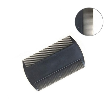 Wholesale price good quality fine-tooth hair lice comb