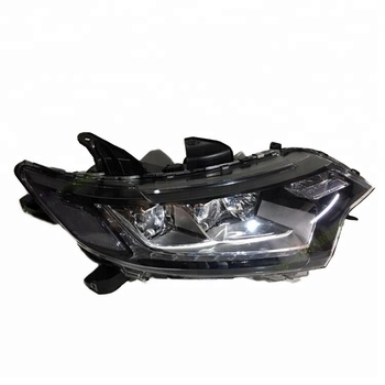 NITOYO AUTO WORKING HEADLIGHTS Used FOR MITSUBISHI OUTLANDER 2016 NT03-OUT16-001 HEAD LAMP