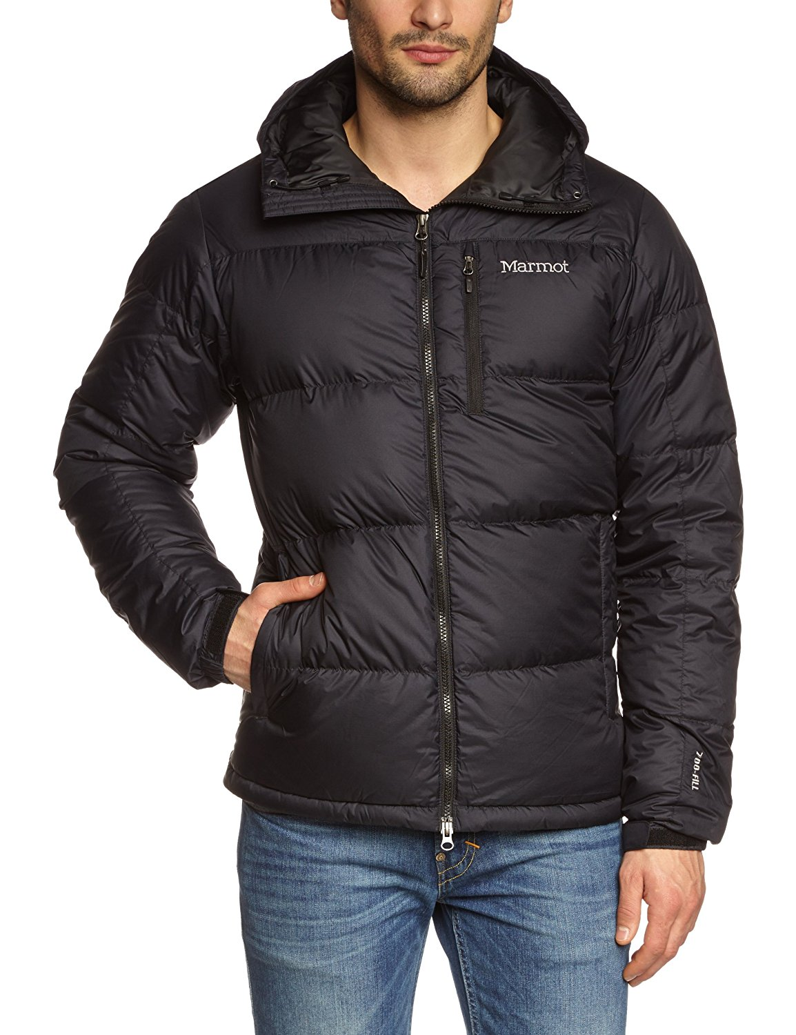 Get Quotations · Marmot Guides Down Hoody Men s Winter Puffer Jacket 1641641c656f