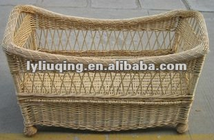 healty willow baby crib basket