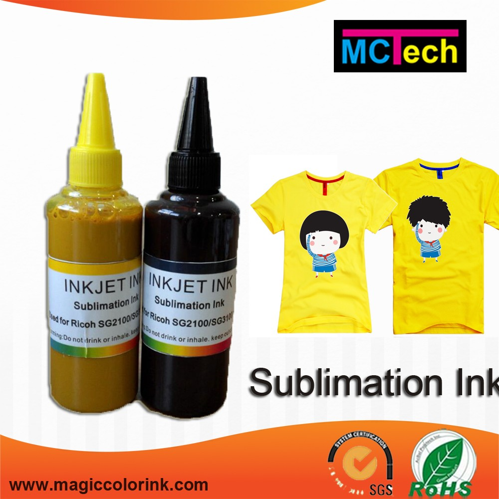 For Ricoh Aficio SG 3110dn Sublimation Ink Cartridge Ink