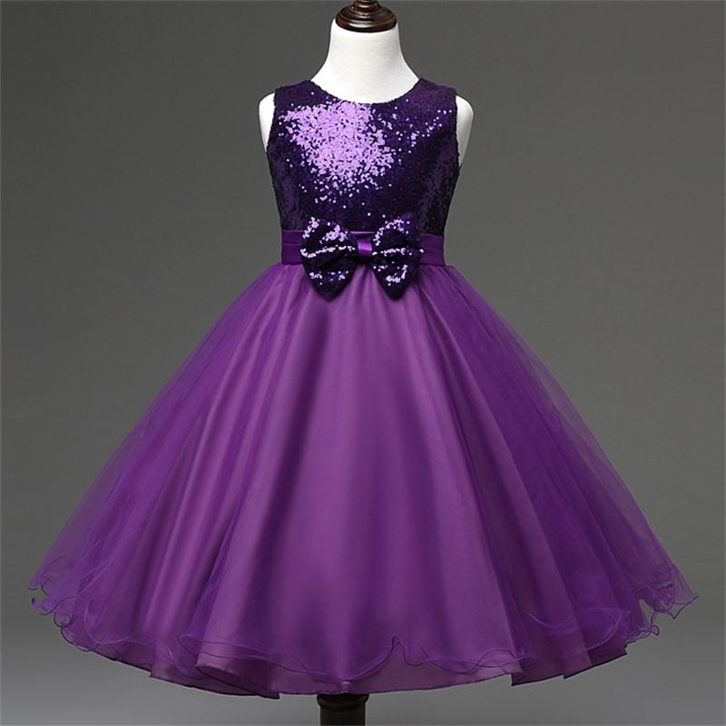 Party Wear Girl Dress Children Clothing 2016 Child For Wedding ...