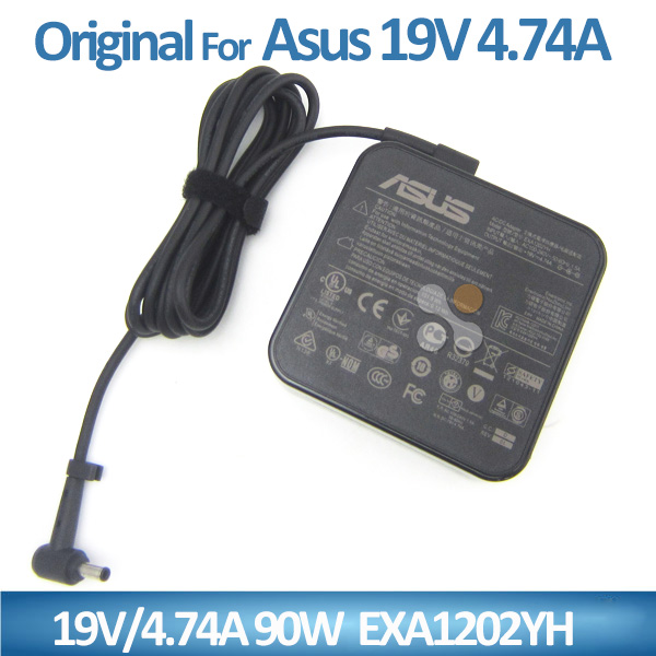 original wholesale laptop charger for Asus 19v 4.74a 90w EXA1202YH 4.5*3.0mm power charger ic