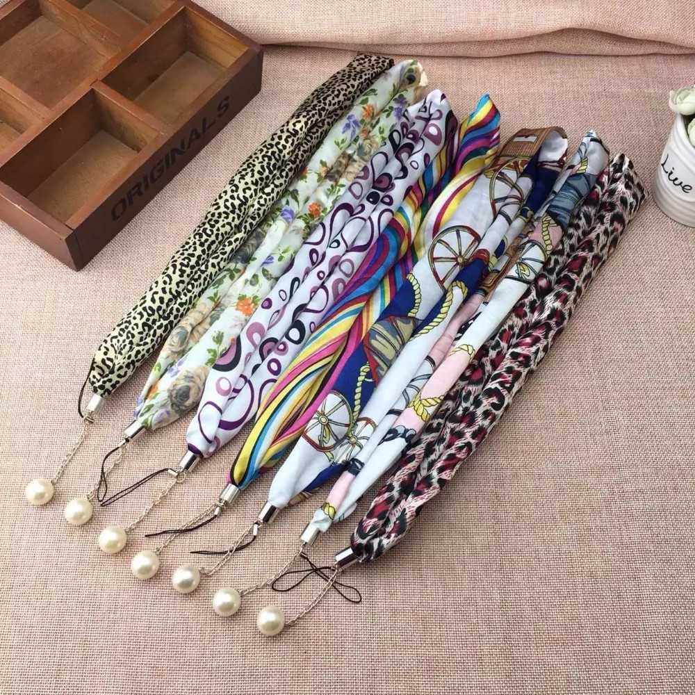 Wholesale 2016 Fashion scarves cell phone case neck strap for ...