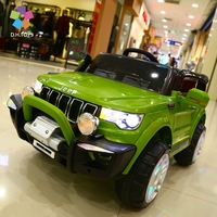 2018 R C New Children Electric jeep Car Baby Ride On Car For Kids