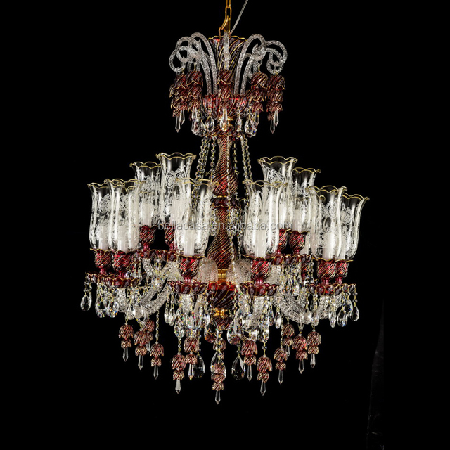 Buy cheap china hotel lighting in india products find china hotel 2016 modern big chandelier crystals pendant light in india aloadofball Images