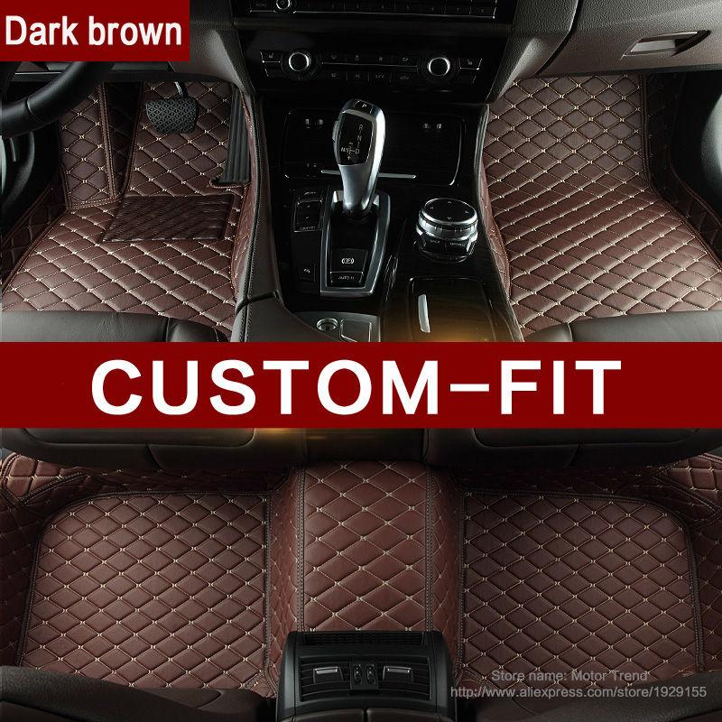 Special Custom Fit Car Floor Mats For Lexus GX 460 GX460