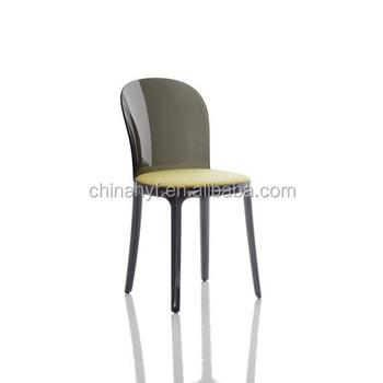 replica murano ijdelheid stoel van goede kwaliteit zacht kussen stoel slaapkamer stoel