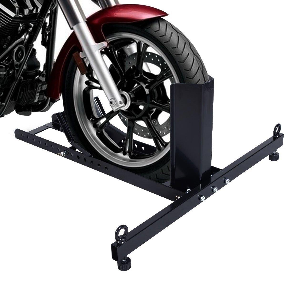"""Motorcycle Bike 6.5/"""" Tire Wheel Chock Stand For Suzuki GSXR GSX-R Gixxer 1100"""