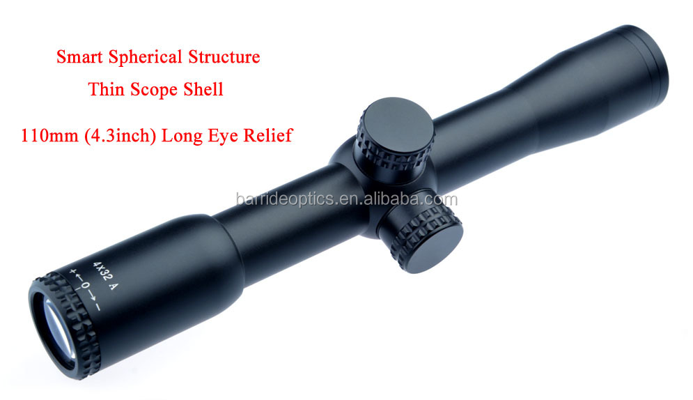 BM-RS13003 4X32A Tactical Optic Rifle scope From Wholesale riflescopes Supplier