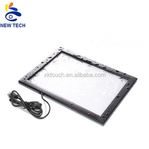 For kiosk, touch screen monitor 19 inch infrared touch panel from Shenzhen supplier