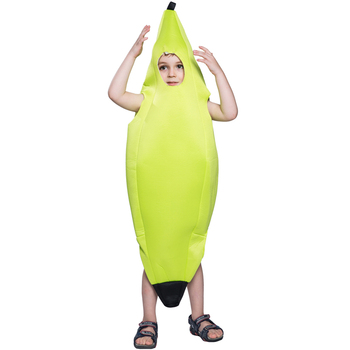 2017 funny costume kids children unisex fruit banana cosplay costumes jumpsuits for carnival party advertise  sc 1 st  Alibaba & 2017 Funny Costume Kids Children Unisex Fruit Banana Cosplay ...