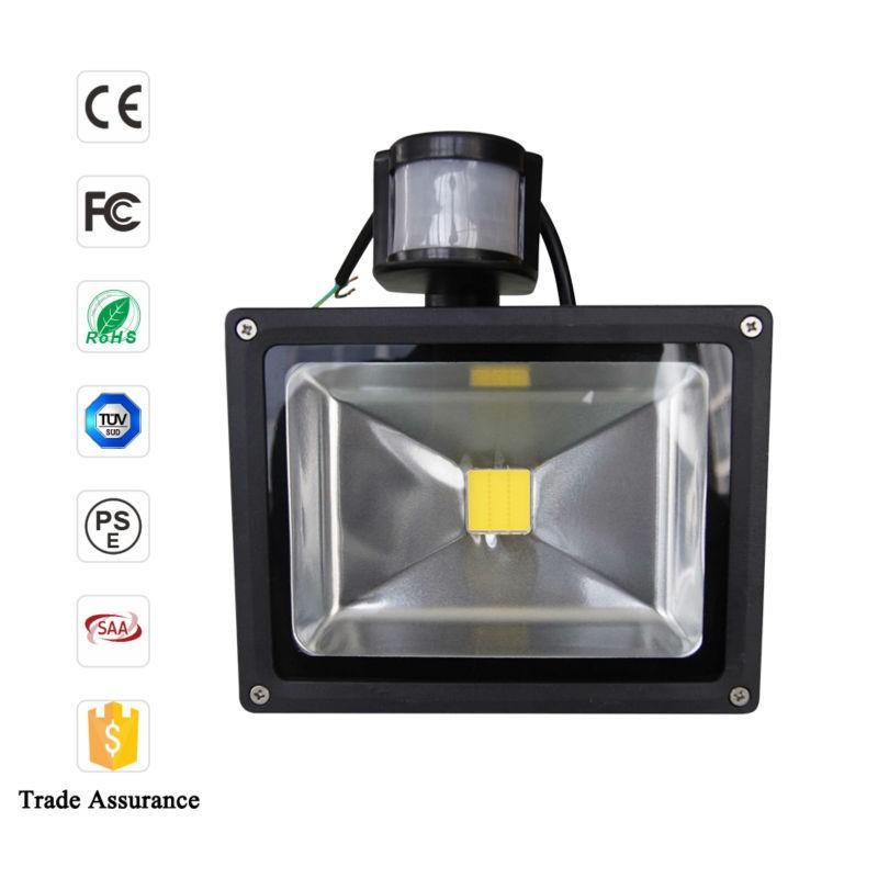 20w Motion Sensor Lights,Super Bright Outdoor Led Flood Lights ...