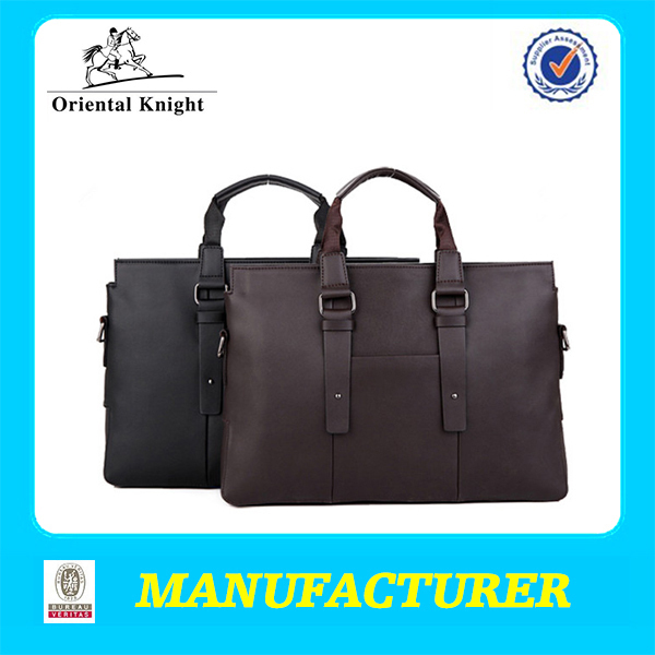 Customized Men Briefcase In Cow Leather Material Korean Style ...